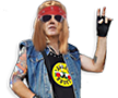 Axl Rose Guns and Roses