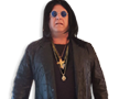 Ozzy Osbourne Leather
