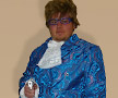 Austin Powers Blue