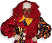 Harlequin Clown