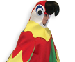 Parrot Pirate Party
