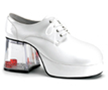 Disco White Mens