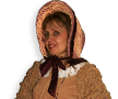 Historical Woman Bonnet